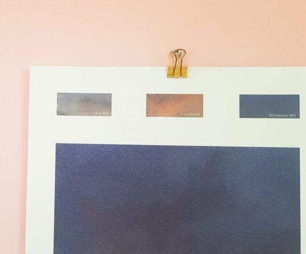 Skiftningar Posters Produktbild 3